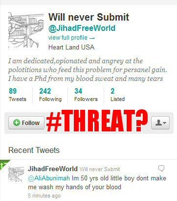 Jihadfreeworld-threatens-aliabunimah