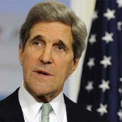 The Hague thwarted US Secretary of State John Kerry's efforts to revive the peace process.