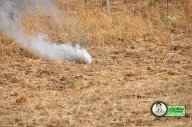 June 15 2013 Violent clashes in Latrun Valley West of Ramallah - Photos by Raya - 4