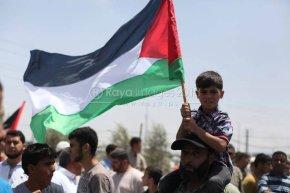 June 7 2013 - Global March to Jerusalem in Gaza - Photo by Raya - 7
