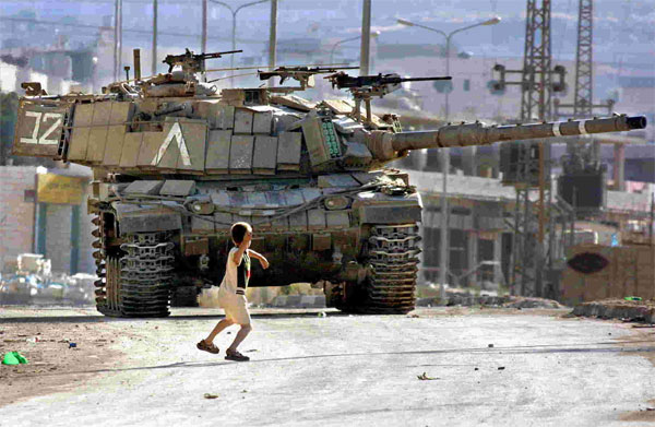 israeli-tank-palestinian-child-rock-stone[1]