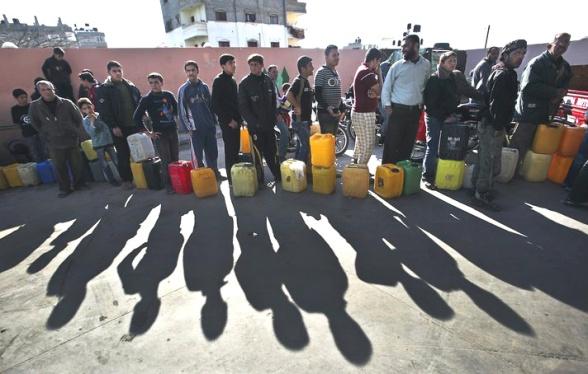 gaza-fuel
