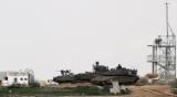 tanks israel gaza