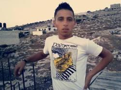 Ahmad Imad Tazaz'a - Hebron Daily News