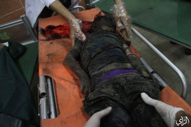 "Martyrs and injuries ""AlShaer family"" - via @saidshouib"
