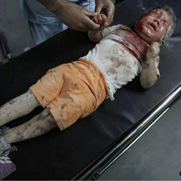 He martyred afraid!!! Photo via  @MohammedYIsmail