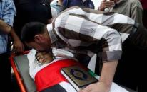 No missiles in the West Bank so Israel shot this 10 year old to death - Aug 10, 2014