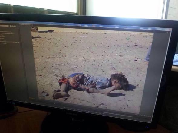 child killed on beach july 16 2014