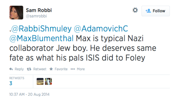 James Foley troll Screen Shot 2014-08-20 at 22.18.43 PM