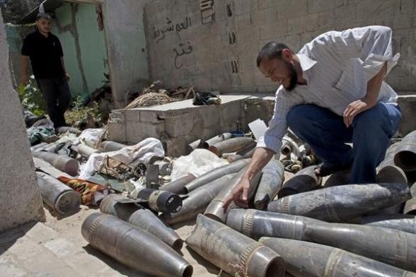 Hazem Abu Murad, killed in Gaza today, was profiled by @HughNaylor/@TheNationalUAE last week: http://bit.ly/1vHmU1s