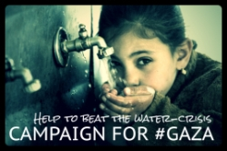 desalination plant for gaza campaign