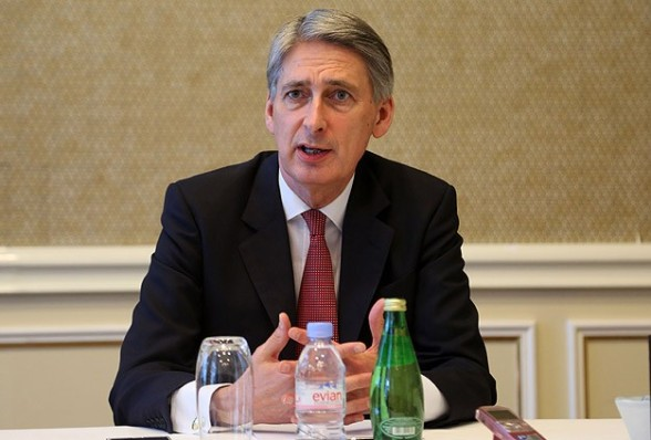 Foreign Secretary Philip Hammond call decision 'ill-judged', says Israel should instead work on ceasefire in Gaza.